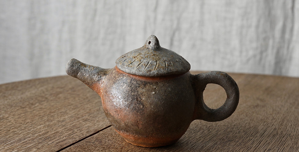 タナカシゲオ 茶壺 Teapot EST2001B