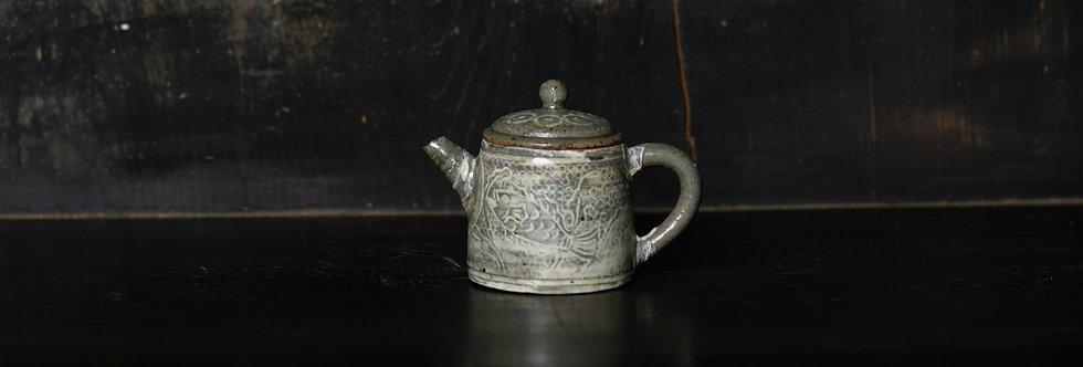 中田光 茶壺 teapot EHN2067