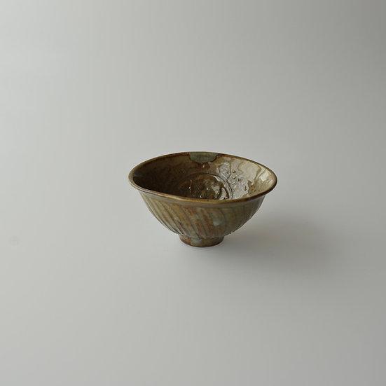 紫砂青瓷印花盃06 cup