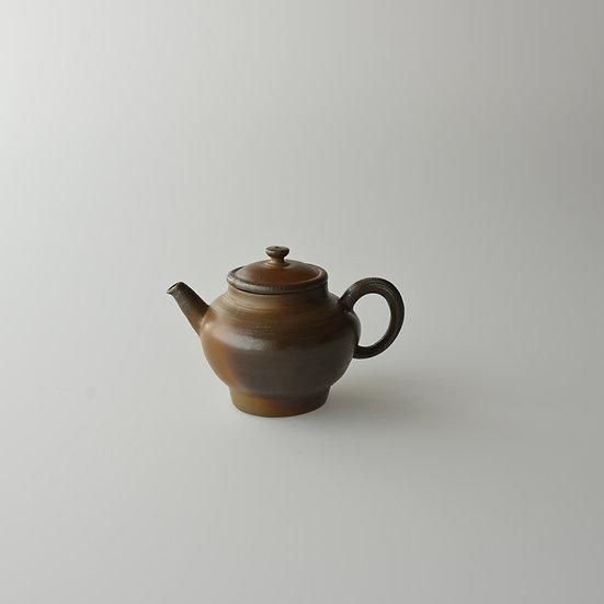 唐津紫砂茶壺 teapot