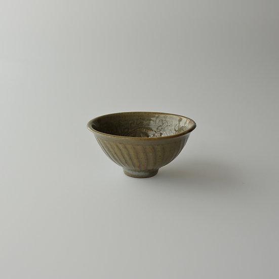 紫砂青瓷印花盃03 cup