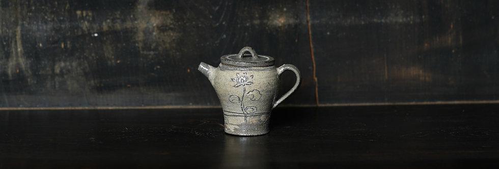中田光 茶壺 teapot EHN2056