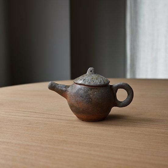 土器茶壺02 タナカシゲオ