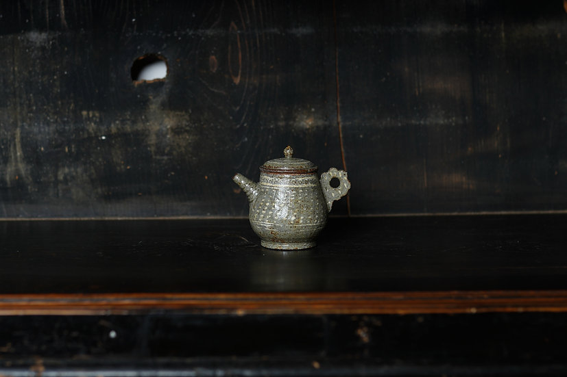 中田光 茶壺 teapot EHN2145