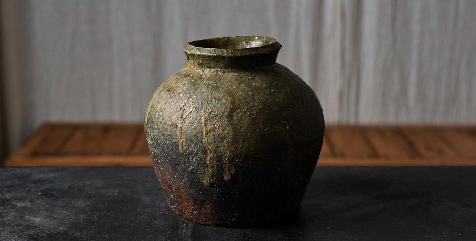 備前壷花器 vase ERW2108