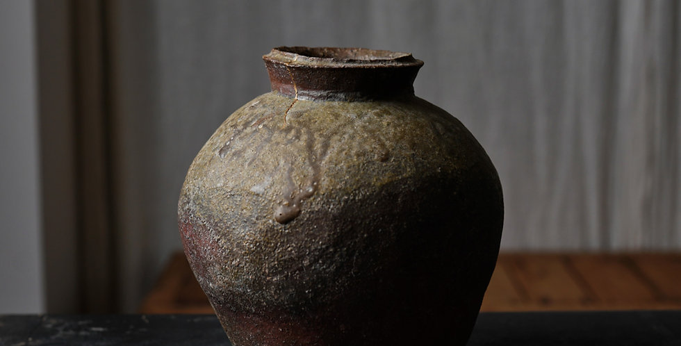 備前壷花器 vase ERW2109