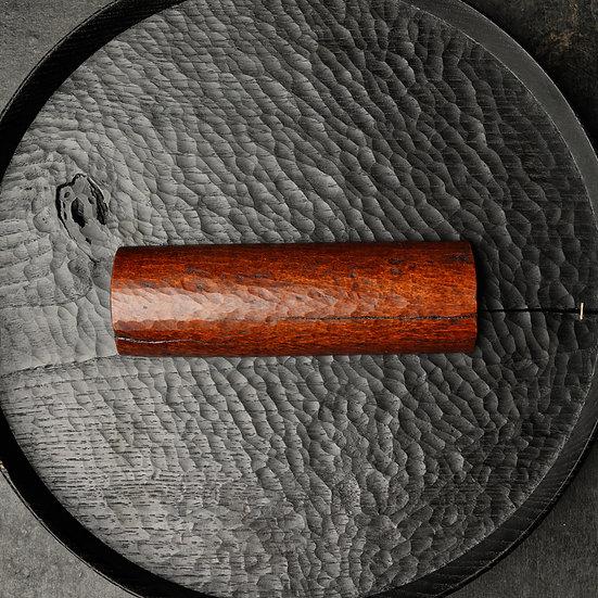 サクラ拭き漆茶則 tea scoop EKM2006B