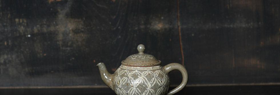 中田光 茶壺 teapot EHN2049