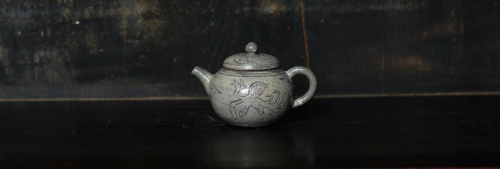 中田光 茶壺 teapot EHN2060