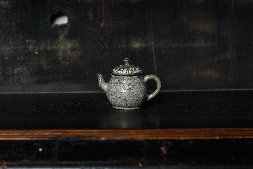 中田光 茶壺 teapot EHN2062