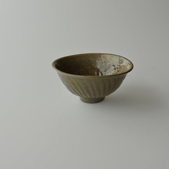 紫砂青瓷印花盃02 cup