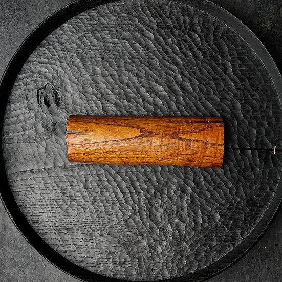 クリ拭き漆茶則 tea scoop EKM2020