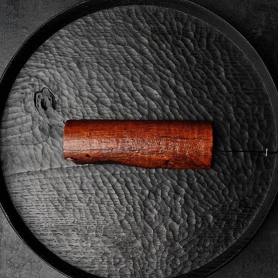 サクラ拭き漆茶則 tea scoop EKM2013A