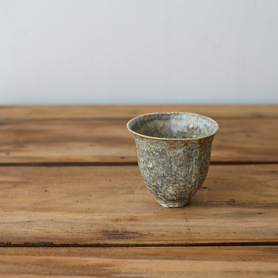 清水志郎  米寿釉茶杯 | Teacup by Shiro Shimizu