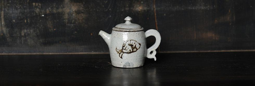 中田光 茶壺 teapot EHN2055