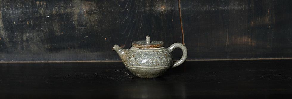 中田光 茶壺 teapot EHN2136
