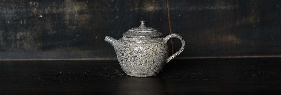 中田光 茶壺 teapot EHN2156