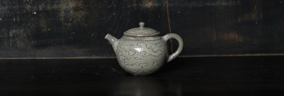 中田光 茶壺 teapot EHN2064
