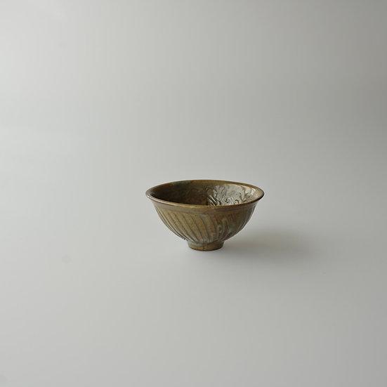 紫砂青瓷印花盃04 cup