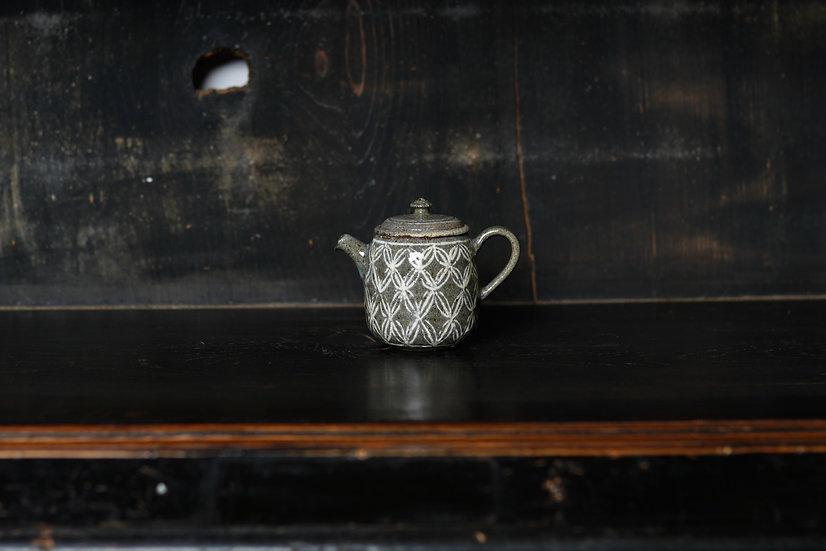 中田光 茶壺 teapot EHN2048
