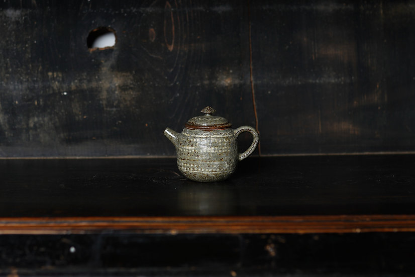 中田光 茶壺 teapot EHN2138