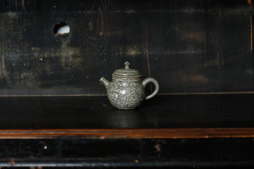 中田光 茶壺 teapot EHN2162