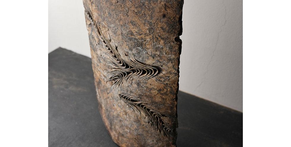 泉田之也  積層花器 Laminated vase  EYI2043