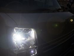 LED CONVERSION KIT H4 Hi/Lo 6000K