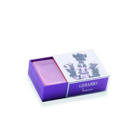 Geranium - glycerine soap