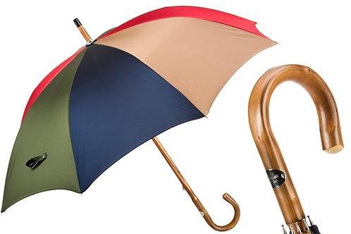 Multicolor Bespoke Umbrella