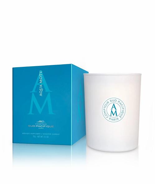 Scented Candle, Aqua Motu - 190gr