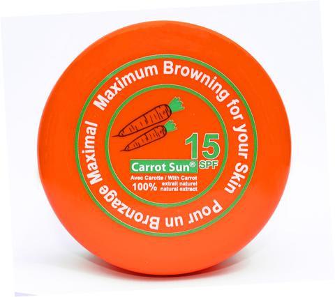 Carrot Cream plus SPF15 (200ml)