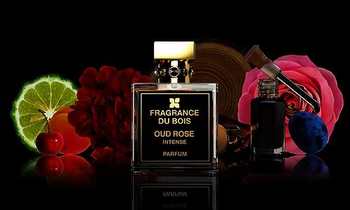 Fragrance du Bois OUD ROSE INTENSE 100ml