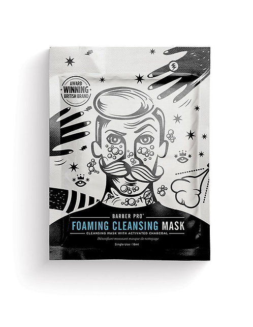 FOAMING CLEANSING MASK