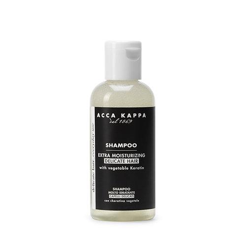 White Moss SHAMPOO travel-sized