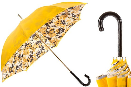 Yellow Flowered Umbrella