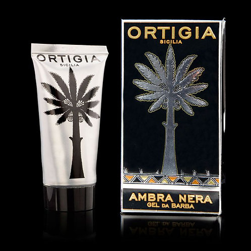 Ambra Nera Shaving Gel