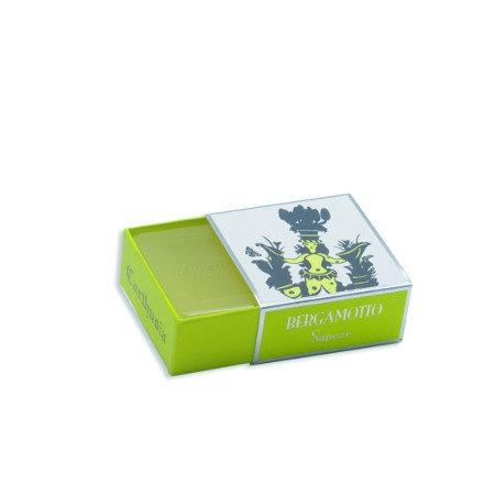 Bergamot - glycerine soap