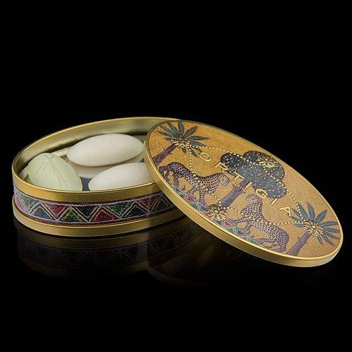 Tin Oval Soap