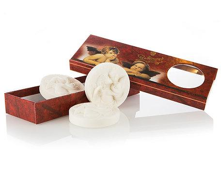 Galimard Box of 3 soaps