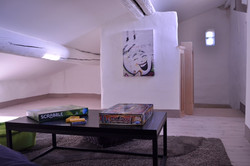 Kids retreat/Attic with day bed