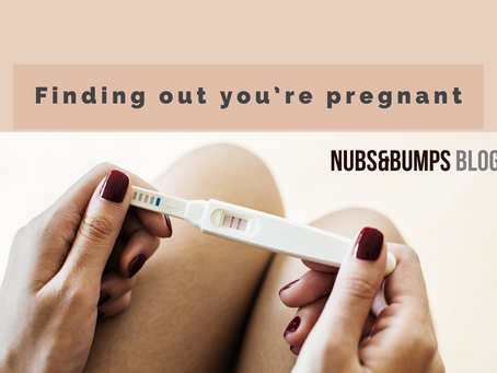 I'm pregnant: Now what?