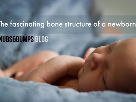 The fascinating bone structure of a newborn