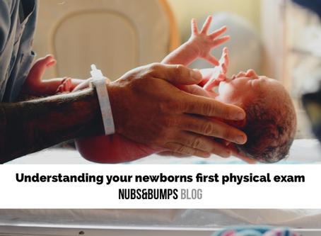Newborn infant physical examination (NIPE)