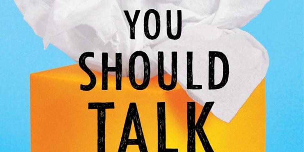 Book Club #2 - Maybe you Should Talk to Someone by Lori Gottlieb