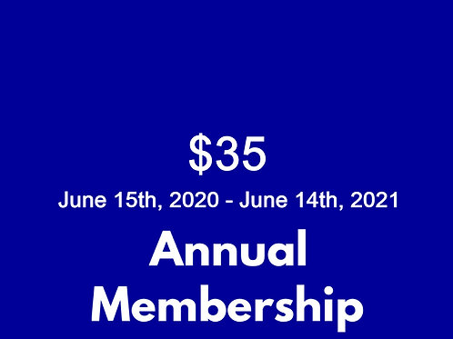 copy of Annual OSAY Membership