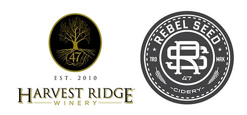 Harverst Ridge and Rebel Seed Logos.png