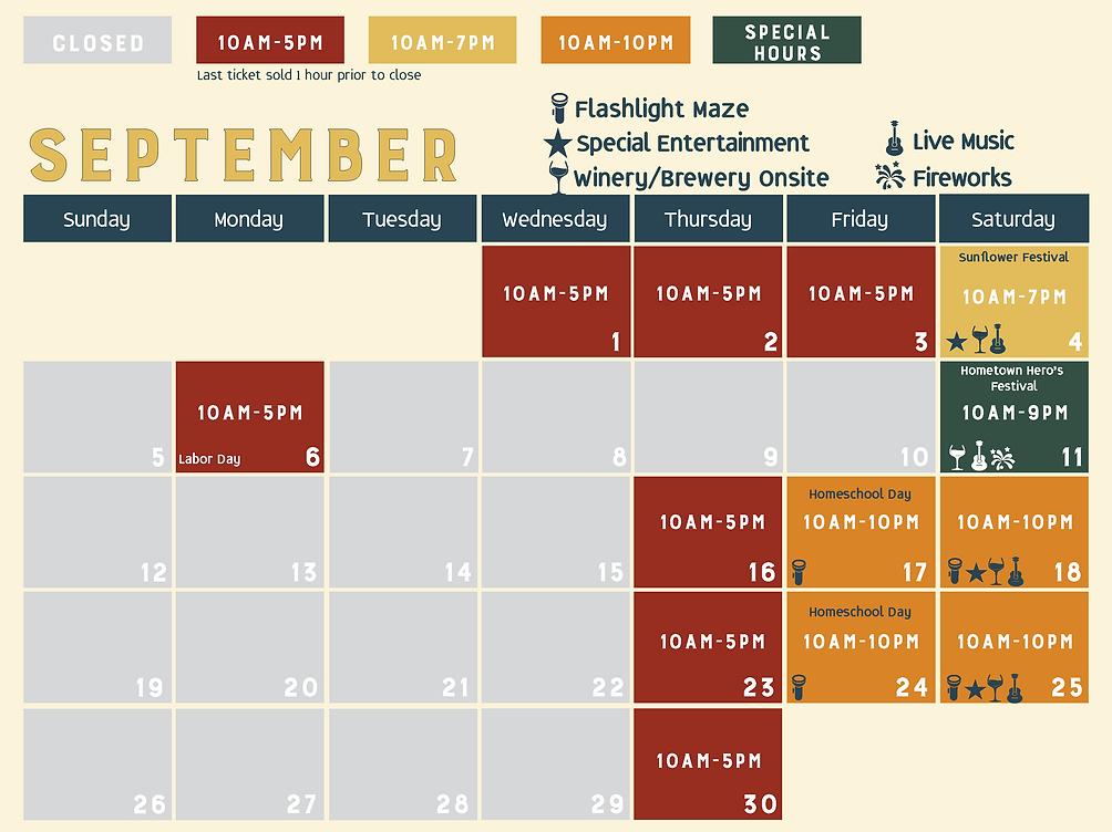 September Calendar transparent.png