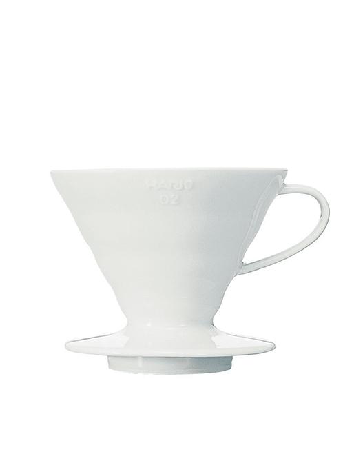 Hario Ceramic V60 Coffee Dripper - Size02