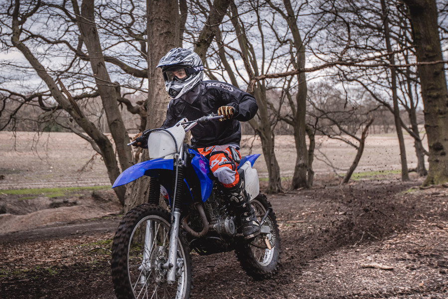 Off road rider training